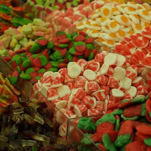 עולם הממתקים רננים