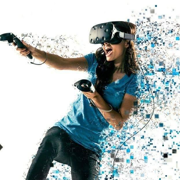 מתקן מציאות מדומה בקניון רננים